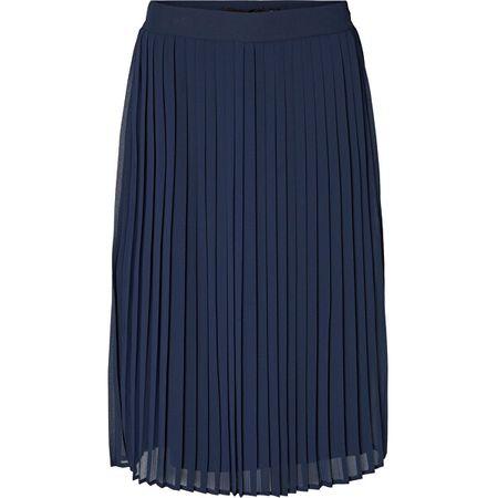 Vero Moda Női szoknya VMNORI 10240316 Navy Blazer (Méret L)