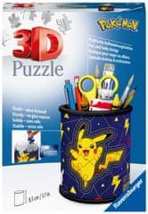Ravensburger 3D Puzzle 112579 Pokémon ceruzatartó, 54 darabos