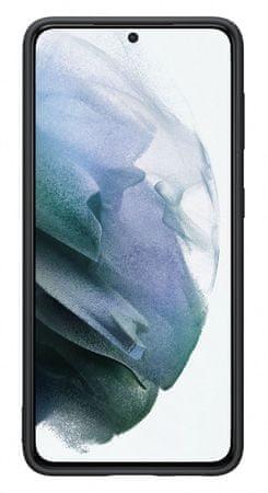 SAMSUNG EF-PG991TB Silicone Cover S21 EF-PG991TBEGWW, fekete