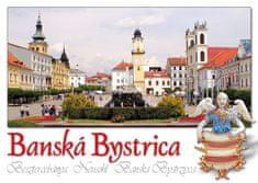 tvorme Banská Bystrica - 10 pohľadníc (leporelo)