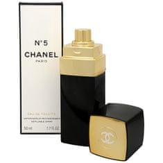 Chanel No. 5 - EDT (plniteľná)