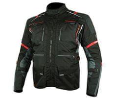 NAZRAN bunda Cavell Tech-Air black/red