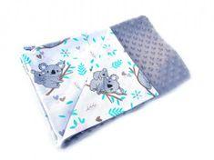KidPro KidPro senzomotorická minky deka Koala