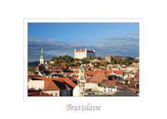 tvorme pohľadnica Bratislava XXXVII