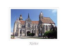 tvorme pohľadnica Košice III