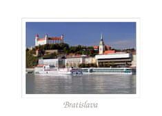 tvorme pohľadnica Bratislava XLII