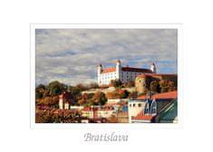 tvorme pohľadnica Bratislava XXXIV