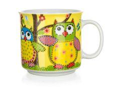 Banquet Hrnček detský OWLS 210ml (Veselé sovičky)