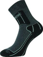 Fuski - Boma ponožky Reflex Barva: Tmavě šedá, Velikost: 35-37 (23-24)