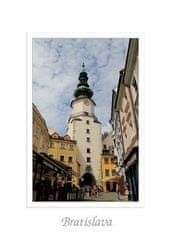 tvorme pohľadnica Bratislava XXXII