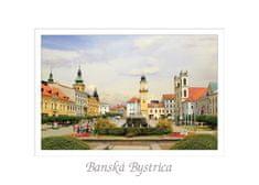 tvorme pohľadnica Banská Bystrica II