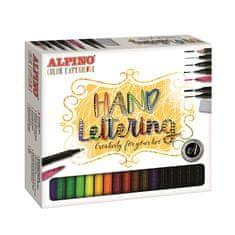Alpino Color Experience set na ručné písmo