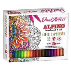 Alpino Darčekové balenie 36 ks ceruziek Color Experience