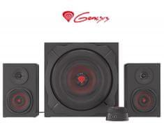 Genesis Helium 610BT 2.1 stereo zvočniki, 60 W, Bluetooth