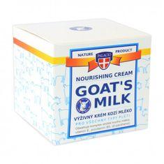 Palacio Pleťový krém Kozí mléko 50ml