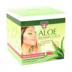 Palacio Pleťový krém Aloe Vera zelený 50 ml