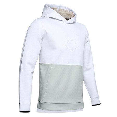 Under Armour Bluza z kapturem Athlete Recovery Fleece Graphic - XL, XL