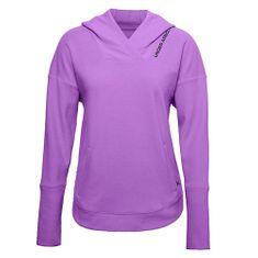 Under Armour Bluza z kapturem Recover Fleece-PPL, Bluza z kapturem Recover Fleece-PPL | 1356346-568 | LG