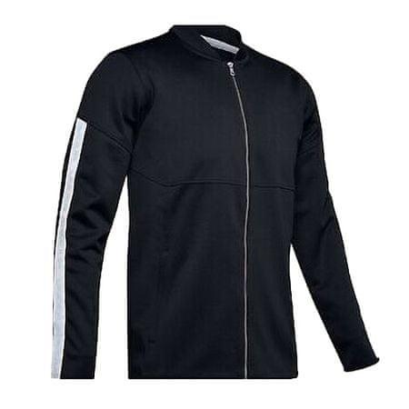 Under Armour Koszulka rozgrzewająca Athlete Recovery Knit Top-BLK, Koszulka rozgrzewająca Athlete Recovery Knit-BLK | 1344135-001 | 3XL