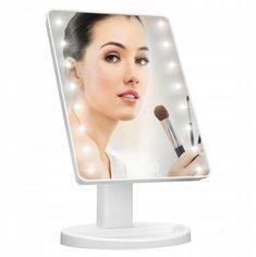 Alum online Lusterko kosmetyczne podświetlane do makijażu led