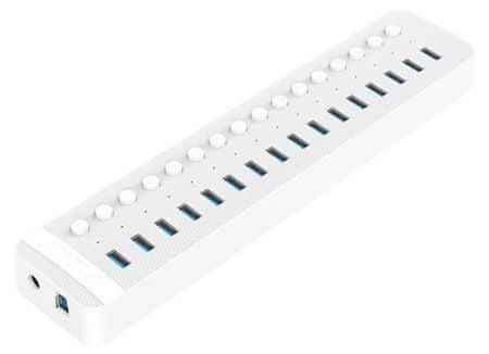 Orico CT2U3-16AB USB 3.0 vozlišče (hub), 16 vhodov