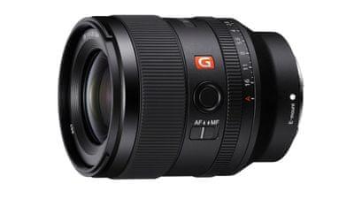 Sony 35 mm f/1,4 GM (SEL35F14GM)