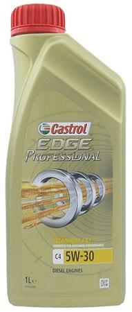 Castrol Edge Professional C4 5W-30 motorno olje, 1 L