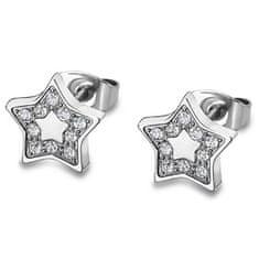 Lotus Style Hvězdičkové náušnice s krystaly LS1885-4/1