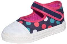 Zetpol dievčenské členkové papuče Sara 3479