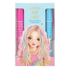 Top Model Kriedy na vlasy ASST, Louise, modrý box