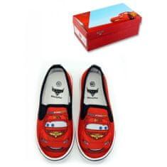"""SETINO Fiú cipők """"Verdák"""" - piros"""