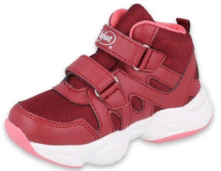 Befado lány magasszárú sportcipő Sport 516X053/516Y053, 36, piros