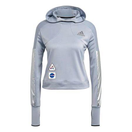 Adidas SPACE HOODIE W, SPACE HOODIE W | GK6995 | HALSIL | L