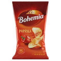 Bohemia Chips paprika 140g