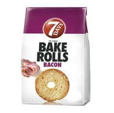 7 days Bake Rolls Bake Rolls slanina 80g
