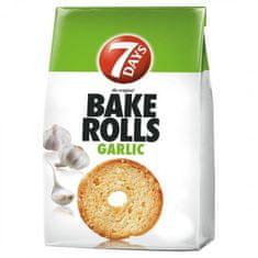 7 days Bake Rolls Bake Rolls česnek 80g