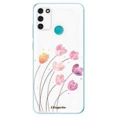 iSaprio Silikonové pouzdro s motivem Flowers 14