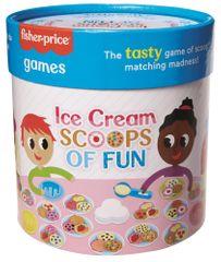 Fisher-Price Játék óvodásoknak Szórakoztató fagylaltgombócok