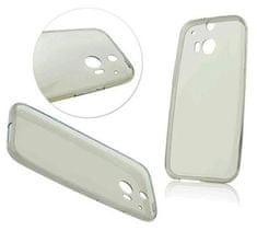 UNICORNO Silikónový obal Back Case Ultra Slim 0,3mm pre Nokia 8 - transparentné
