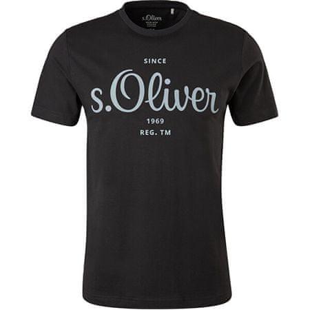 s.Oliver Férfi póló Regular Fit 130.11.899.12.130.2057432.9999 (Méret 3XL)