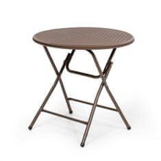 BLUMFELDT Sklopivi okrugli stol, 80 cm ᴓ