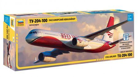 shumee Tupolev TU 204-100r