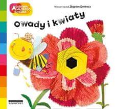 shumee Książeczka Akademia Mądrego Dziecka. A to ciekawe. Owady i kwiaty