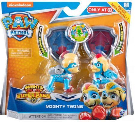 shumee Figurki PSI PATROL Mighty Twins