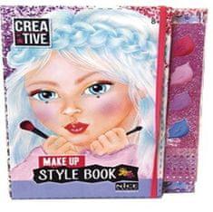 shumee Kreatywna książka makijażu