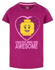 LEGO Wear dívčí tričko LW-12010002