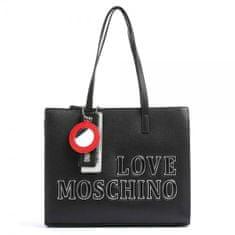 Love Moschino Dámská kabelka LOVE MOSCHINO, černá - UNI