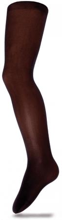 EWERS 96010 Microtouch dekliške hlačne nogavice, črne, 152