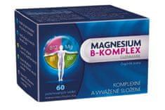 GLENMARK Magnesium B-komplex 60tbl.