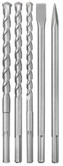KWB 5-delni set svedrov in dlet SDS MAX (49194005)